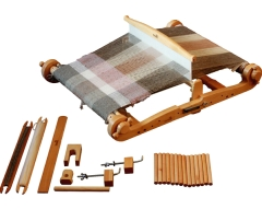 kromski's rigid heddle table loom