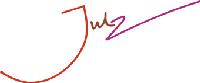 julz signature