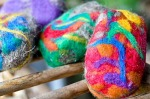 felted soap blog