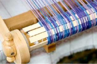 "set of warping sticks, for 24"" looms"