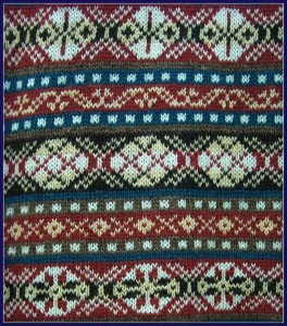 current fair isle knitting from the shetland collection