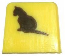 black cat - vanilla