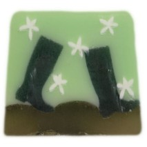 wellies - lime & patchouli