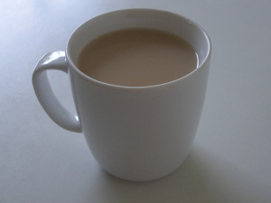 my mug of tea wasn't as nice as this!