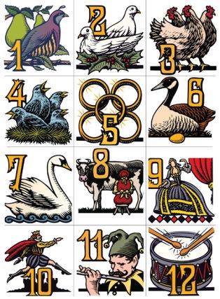 12DaysChristmasBIRDS-1
