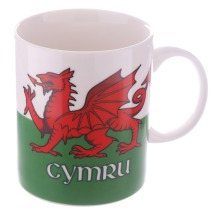 Welsh Dragon Mug