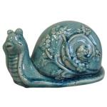 teal snail