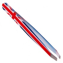 Union Jack pair of tweezers